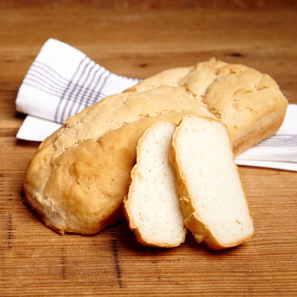 Glutenfreies Weissbrot