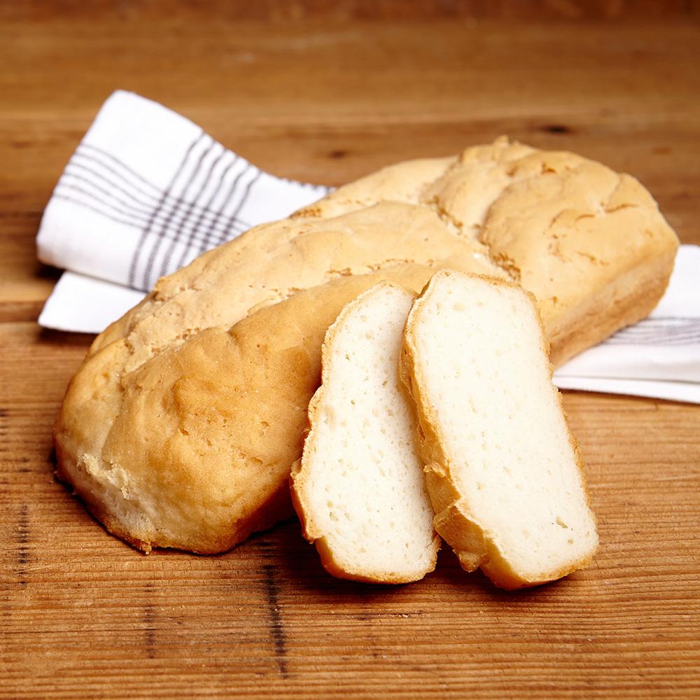 Weißbrot Glutenfrei