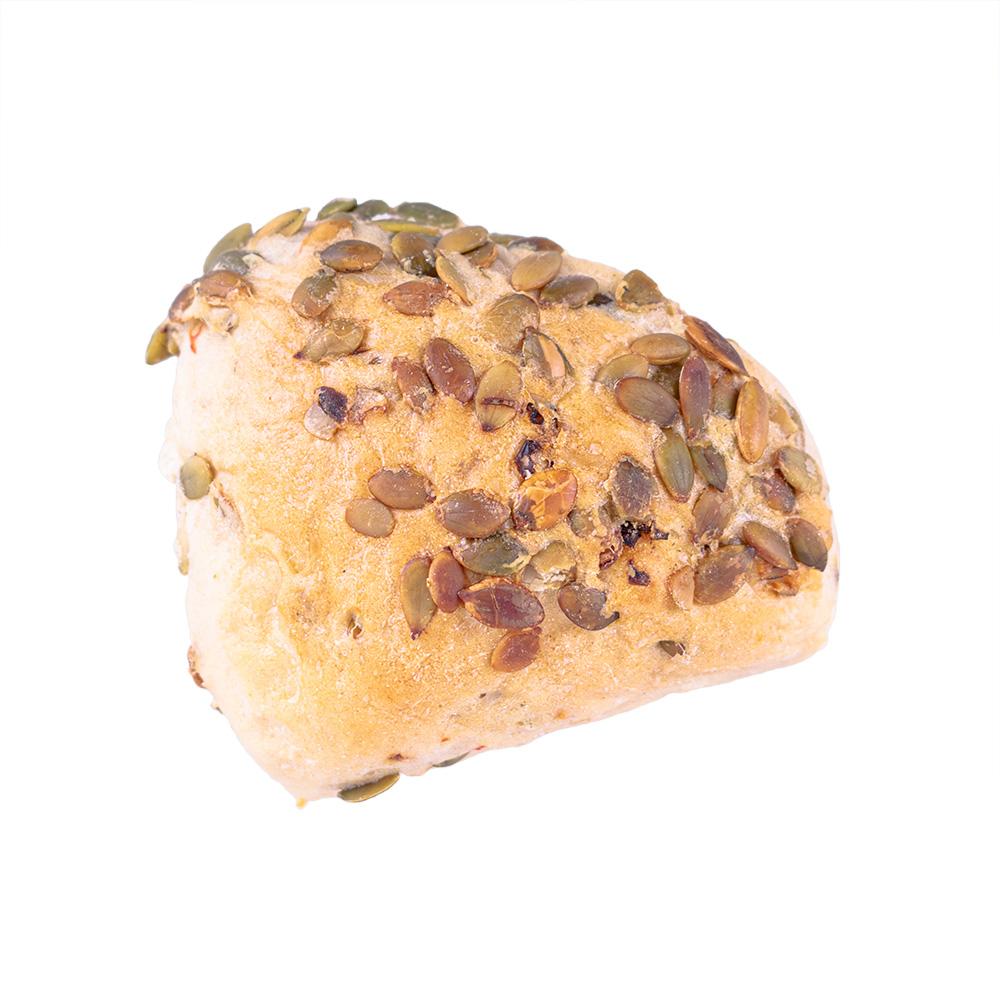 Kürbis-Paprika Brötchen